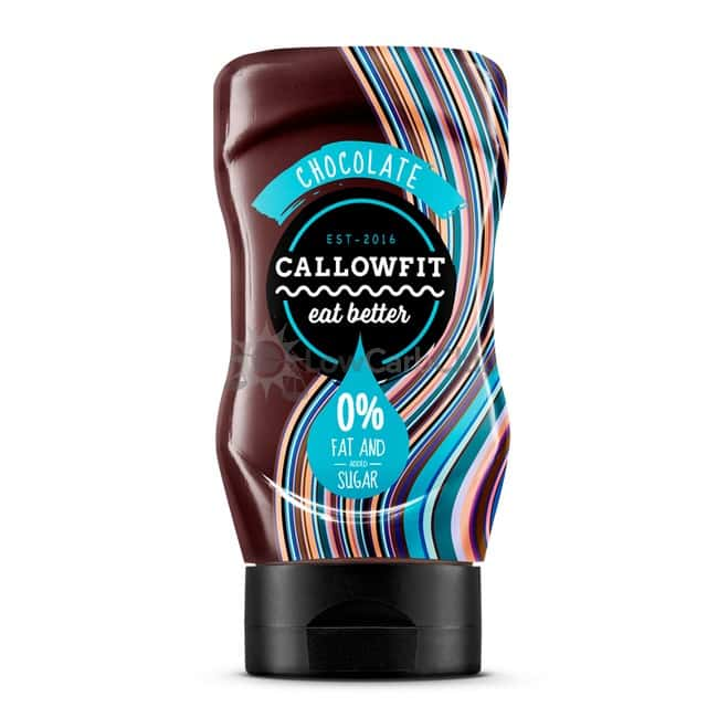 Callowfit Front Chocolade