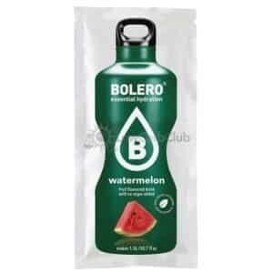 Bolero Watermelon suikervrije limonade Zakje Lowcarbclub