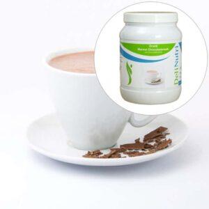 Delinutri Koolhydraatarme Warme Chocolademelk Voordeelpot1