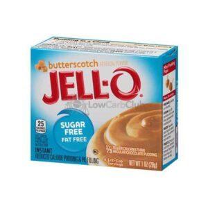 Jello Pudding Suikervrij Butterscotch2