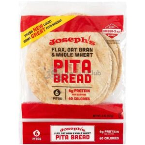 Josephs Pita Bread Large Lowcarbclub