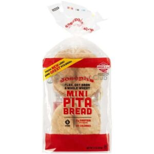 Josephs Pita Bread Regular Lowcarbclub