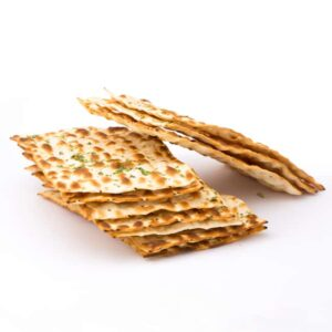 Delinutri Koolhydraatarme Matze Crackers Kruiden