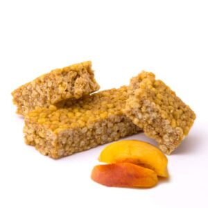 Delinutri Koolhydraatarme Reep Crunchy Perzik