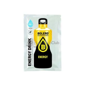 Bolero Energy suikervrije limonade Zakje Lowcarbclub