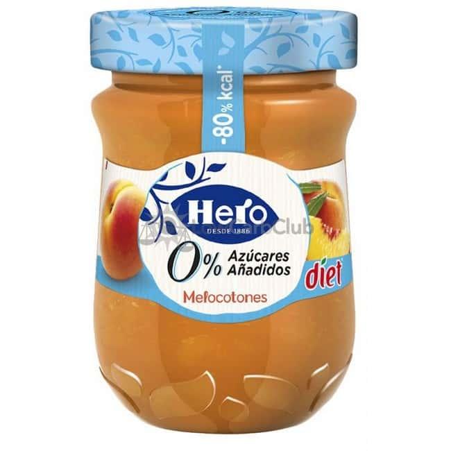 Hero Diet Perzik Jam