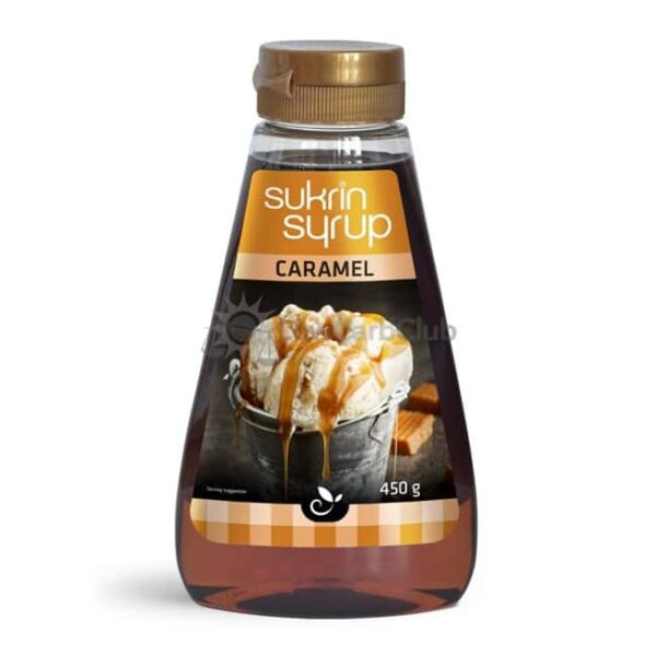 Sukrin Syrup Caramel
