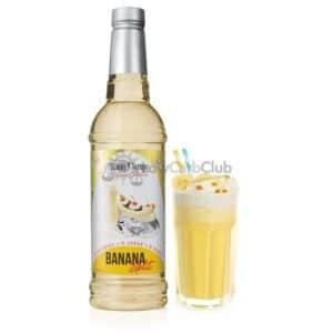 Skinny Syrups Banana Split