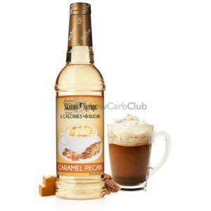 Skinny Syrups Caramel Pecan