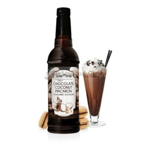 Skinny Syrups Chocolate Coconut Macaron