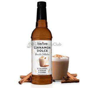 Skinny Syrups Cinnamon Docle