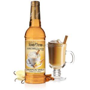 Skinny Syrups Cinnamon Vanilla