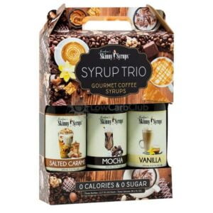 Skinny Syrups Classic Syrup Trio