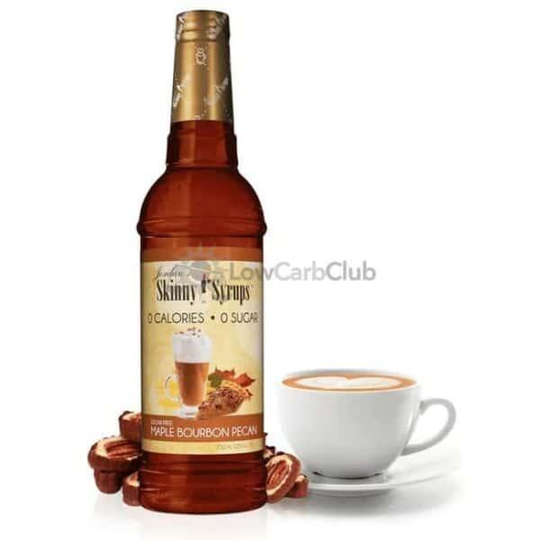 Skinny Syrups Maple Bourbon Pecan