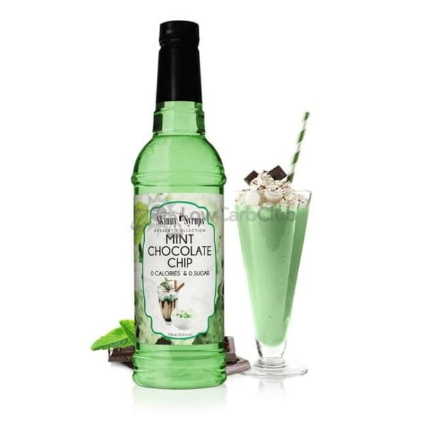 Skinny Syrups Mint Chocolate Chip