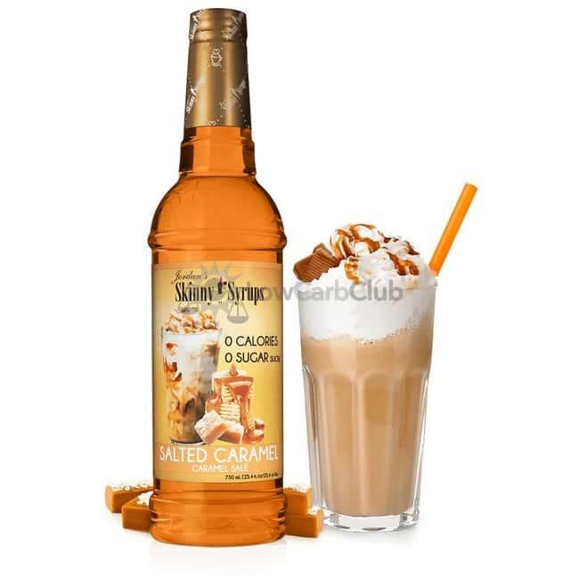 Skinny Syrups Salted Caramel