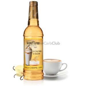 Skinny Syrups Vanilla Caramel Creme
