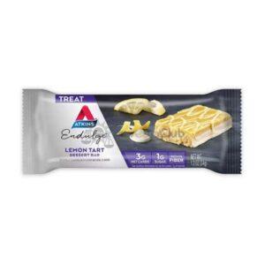 Atkins Usa Endulge Dessert Lemon Tart Reep