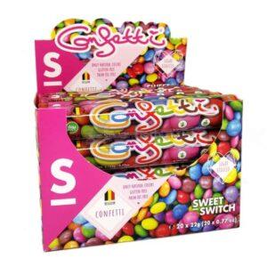 Sweet Switch Confetti Doos
