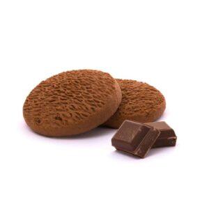 Delinutri Koolhydraatarme Koekjes Chocolade