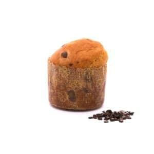 Delinutri Koolhydraatarme Panettone Chocolade Chip