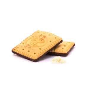 Delinutri Koolhydraatarme Biscuits Kokos Chocoladelaag