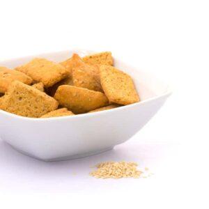 Delinutri Koolhydraatarme Mini Toastjes Sesam