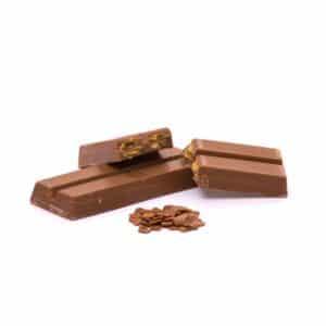Delinutri Koolhydraatarme Wafels Chocolate Break