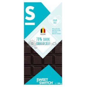 Sweet Switch 70pct Dark Chocolate