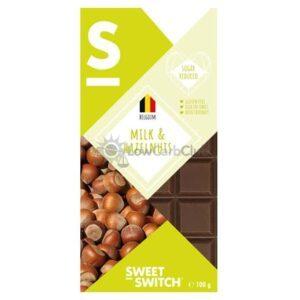 Sweet Switch Milk Chocolate Hazelnuts