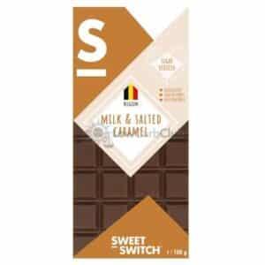 Sweet Switch Milk Chocolate Salted Caramel