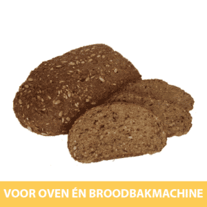 Delinutri Koolhydraatarm Brood 500g Broodbakmachine