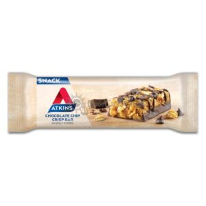 Atkins Usa Snack Chocolate Chip Crisp Reep