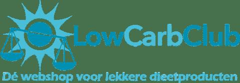 Lowcarbclub Logo Met Ondertekst