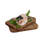Eiwitrijk Bruinbrood Menu