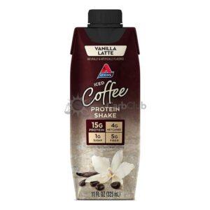 Atkins Rtd Iced Coffee Vanilla Latte Shake