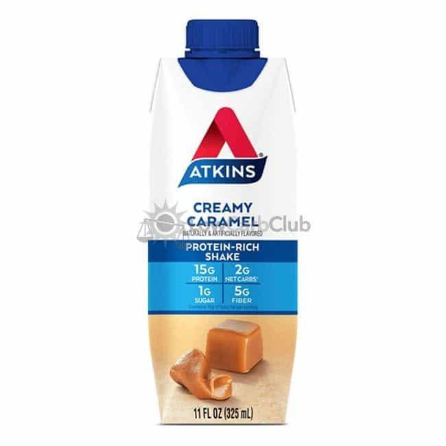 Atkins Rtd Creamy Caramel Shake