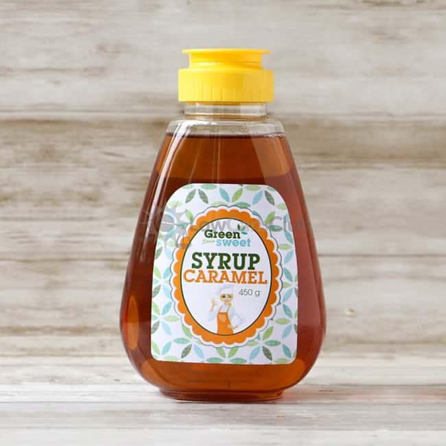 Greensweet Syrup Caramel