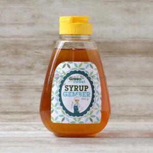 Greenweet Syrup Gember