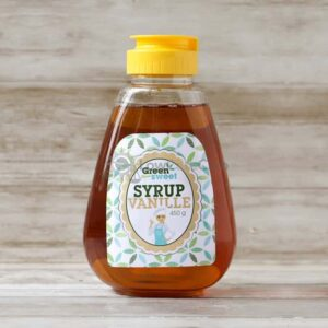Greenweet Syrup Vanille