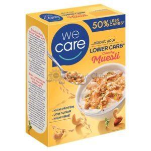 Wecare Crunchy Muesli Lowcarbclub 2