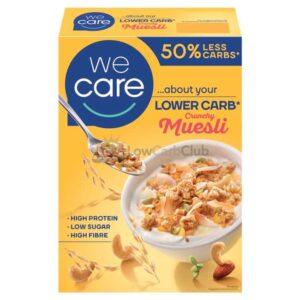 Wecare Crunchy Muesli Lowcarbclub