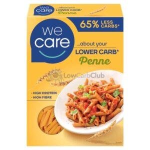 Wecare Pasta Penne Lowcarbclub