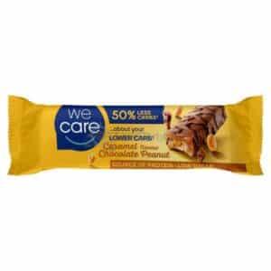 Wecare Reep Caramel Chocolate Peanut Lowcarbclub