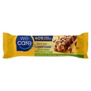 Wecare Reep Chocolate Hazelnut Crisp Lowcarbclub