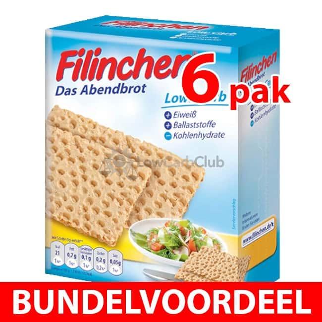 Filinchen Lower Carb 6 Pak