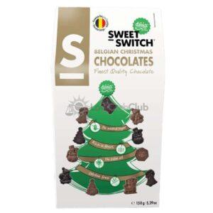 Sweet Switch Belgian Christmas Chocolates